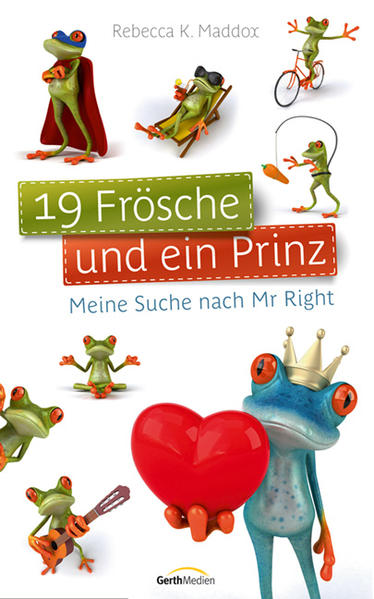 19 Frösche und ein Prinz* - Coverbild