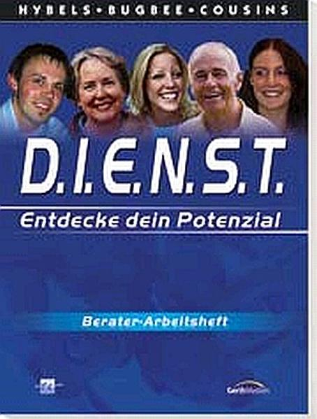 D.I.E.N.S.T. (Entdecke dein Potenzial) - Coverbild