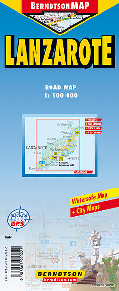 Lanzarote - Coverbild