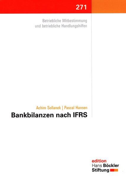 Bankbilanzen nach IFRS - Coverbild