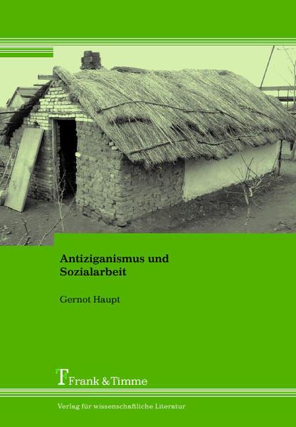Antiziganismus und Sozialarbeit - Coverbild
