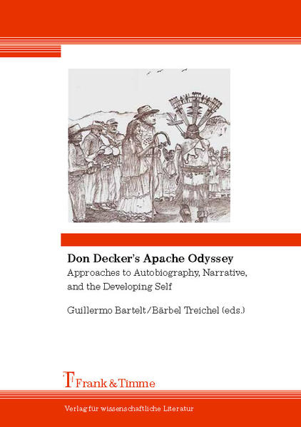 Don Decker's Apache Odyssey - Coverbild