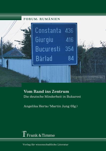 Vom Rand ins Zentrum - Coverbild