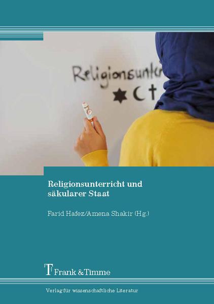 Religionsunterricht und säkularer Staat - Coverbild