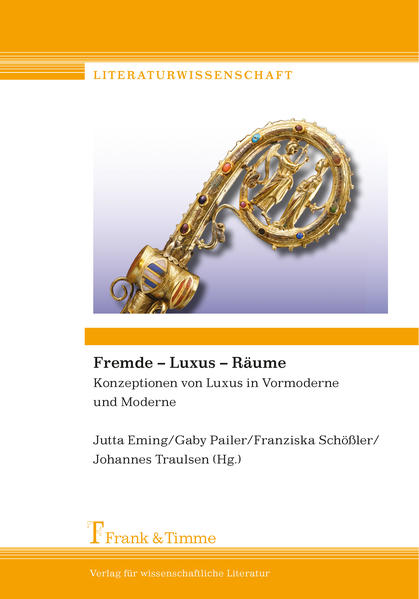 Fremde – Luxus – Räume - Coverbild