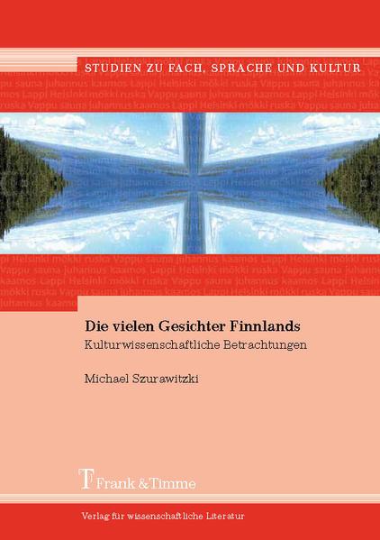 Die vielen Gesichter Finnlands - Coverbild
