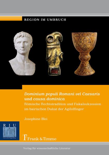 Dominium populi Romani vel Caesaris und causa dominica. - Coverbild