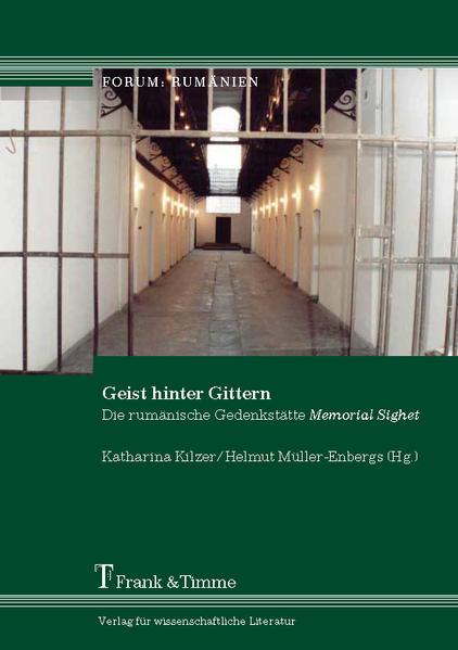 Geist hinter Gittern - Coverbild