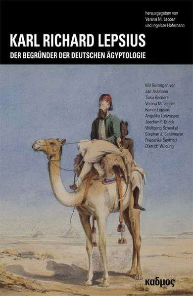 Karl Richard Lepsius - Coverbild
