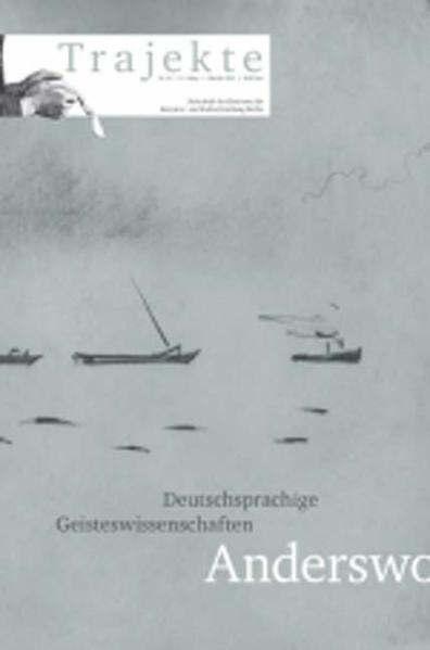 Trajekte 23 - Coverbild