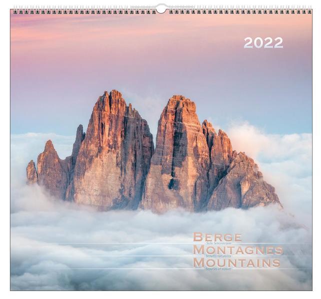 Berge - Stille Schönheiten 2017 - Coverbild