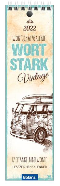 Wortstark Vintage 2017 - Coverbild