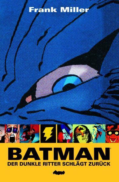 Batman: Der Dunkle Ritter schlägt zurück Epub Herunterladen