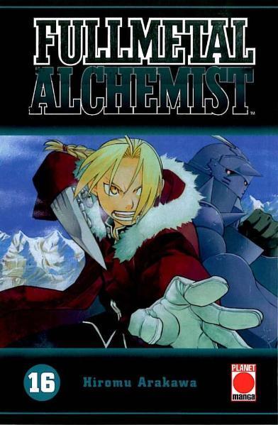 Fullmetal Alchemist - Coverbild