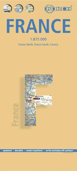 Frankreich - Coverbild
