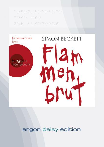 Flammenbrut (DAISY Edition) - Coverbild