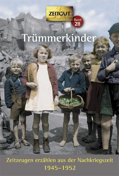 Trümmerkinder. Klappenbroschur - Coverbild