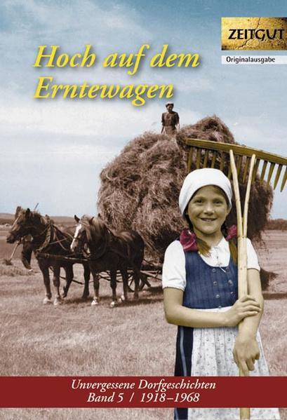 Hoch auf dem Erntewagen - Coverbild