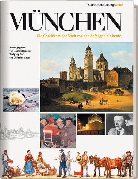 850 Jahre München - Coverbild