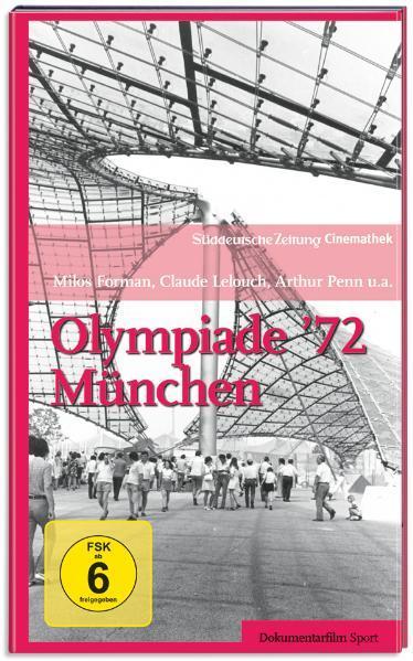 Olympiade '72 München - Coverbild
