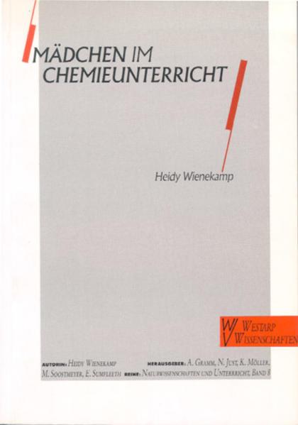 Mädchen im Chemieunterricht - Coverbild
