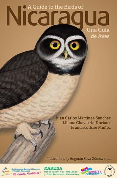 A Guide to the Birds of Nicaragua / Nicaragua - Una Guia de Aves - Coverbild