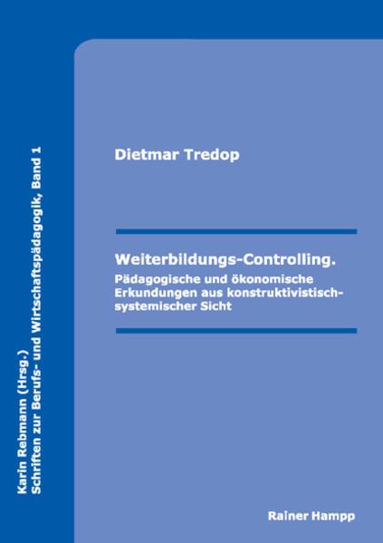 Weiterbildungs-Controlling PDF Herunterladen