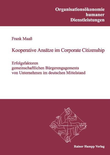 Kooperative Ansätze im Corporate Citizenship - Coverbild