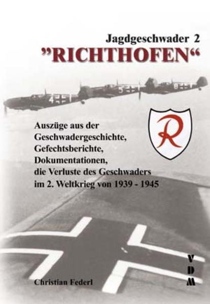 "Jagdgeschwader 2 ""Richthofen"" - Coverbild"