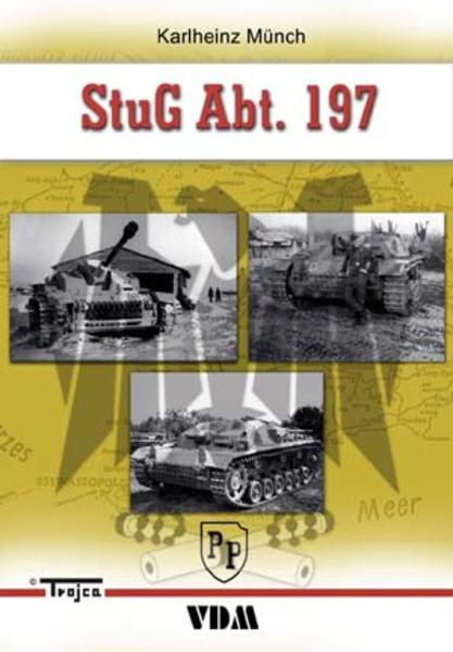 StuG.Abt. 197 - Coverbild