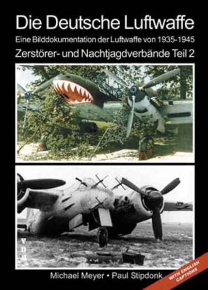 Die Deutsche Luftwaffe - Coverbild