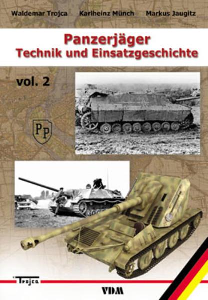Panzerjäger - Coverbild
