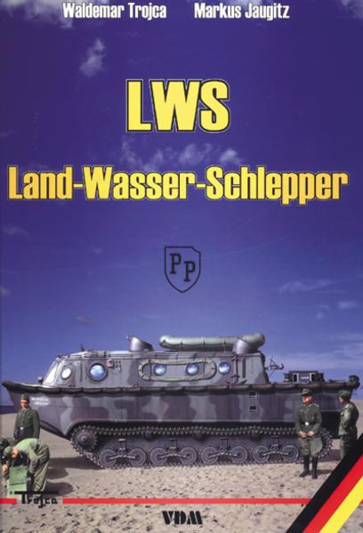 LWS - Land-Wasser-Schlepper - Coverbild