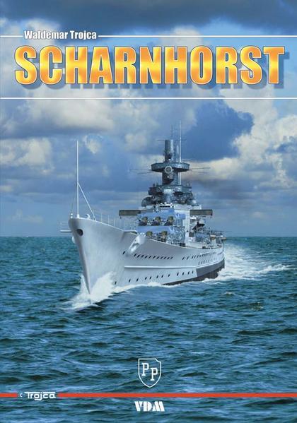 Scharnhorst - Coverbild