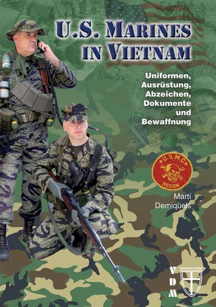 U.S. Marines in Vietnam - Coverbild