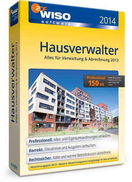 WISO Hausverwalter Professional 2014 PDF Kostenloser Download