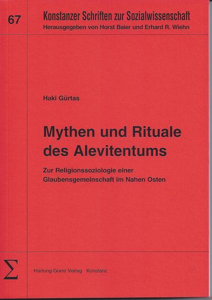 Mythen und Rituale des Alevitentums - Coverbild