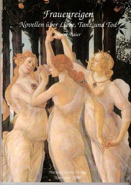 Frauenreigen - Coverbild