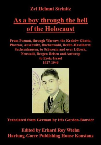 As a boy through the hell of the Holocaust - Coverbild