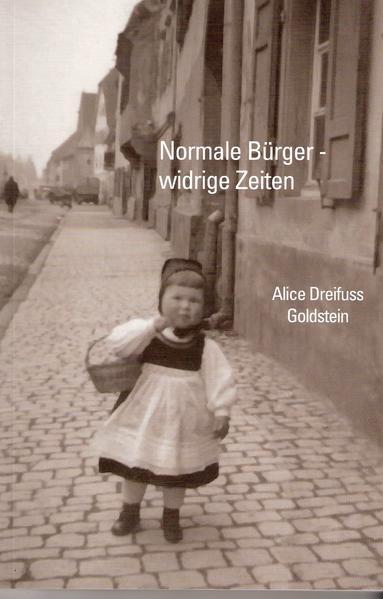 Normale Bürger - widrige Zeiten - Coverbild