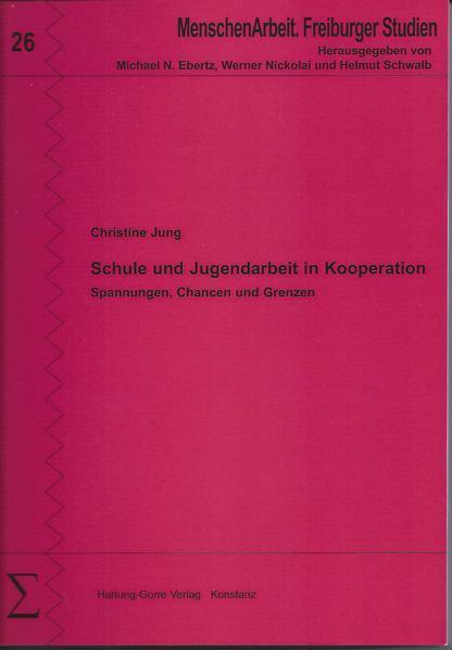 Schule und Jugendarbeit in Kooperation - Coverbild