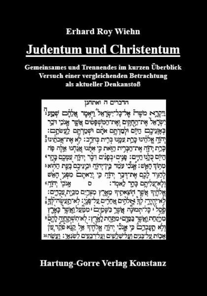 Judentum und Christentum - Coverbild