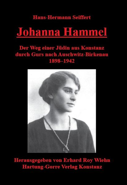 Johanna Hammel - Coverbild