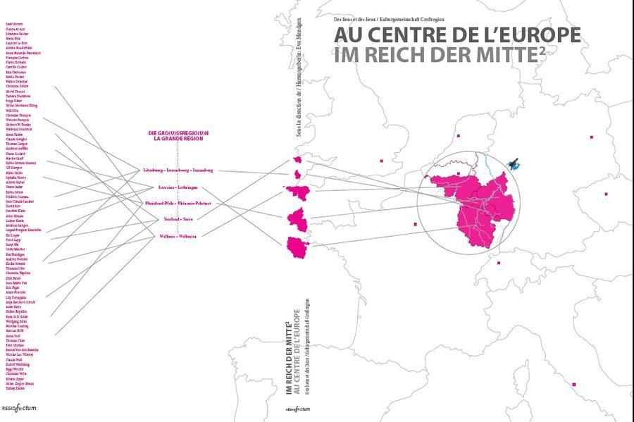 Au Centre de l'Europe / Im Reich der Mitte(2) - Coverbild