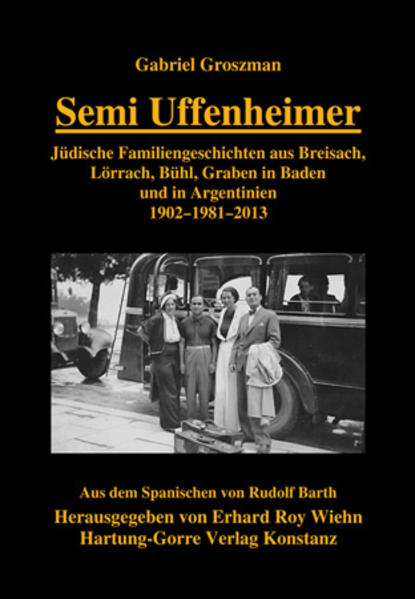 Semi Uffenheimer - Coverbild