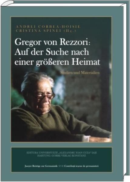 Gregor von Rezzori – Auf der Suche nach einer größeren Heimat - Coverbild