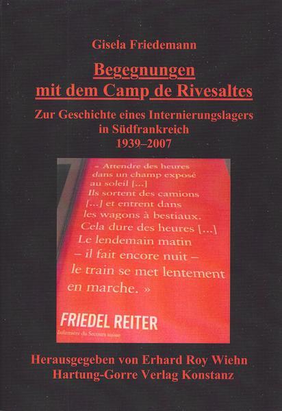 Begegnungen mit dem Camp de Rivesaltes - Coverbild