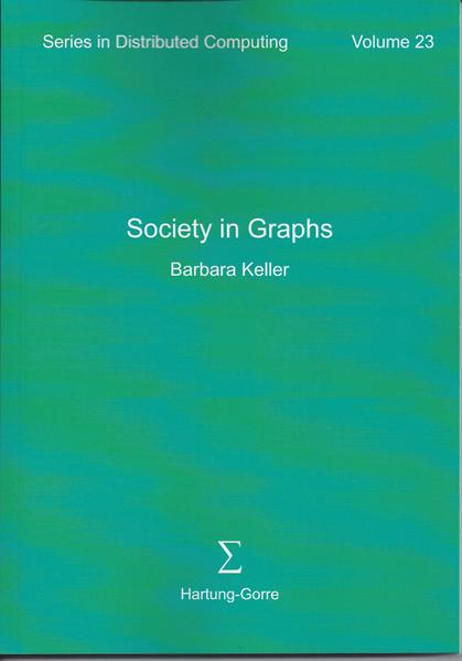 Society in Graphs - Coverbild