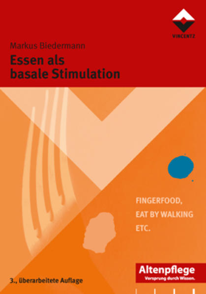 Essen als basale Stimulation - Coverbild