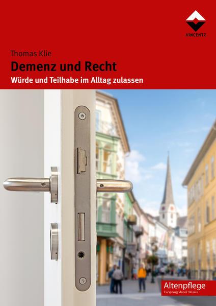 Demenz und Recht - Coverbild